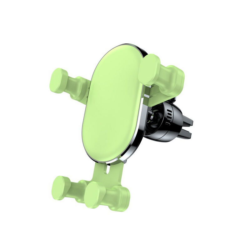 reasonable price mini sticky gravity new design universal non slip automated adjustable phone car mount holder