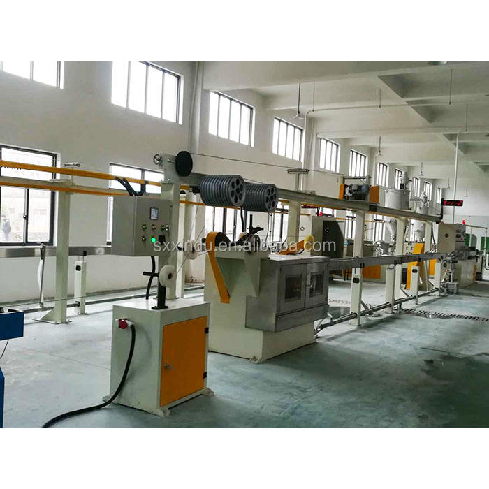 Cable Insulation Extrusion Machine