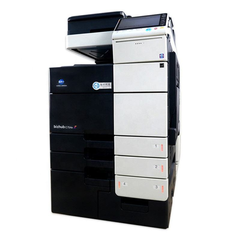 A3 Paper All-in-one Printer A4 Colour Printer for Konica Minolta c364 c284 c224 Paper A4 Printing Machine Office