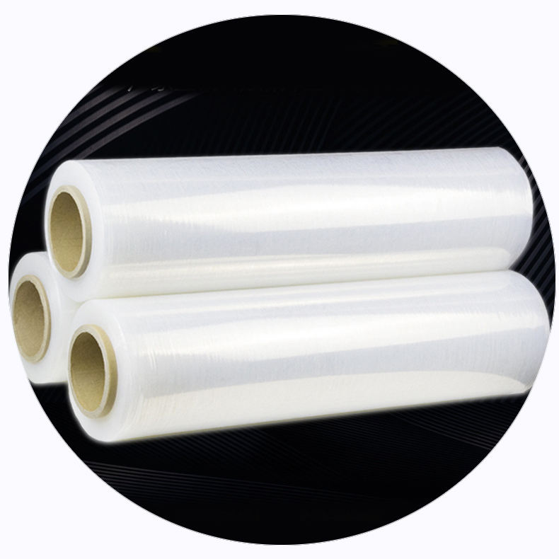 "Stretch Film, Hand/Shrink Wrap, 18"" x 1500 Type x 80 Gauge (20 Micron), 1 Roll / 1 Pack Clear, Heavy Duty, Moving, Packing, Idea"