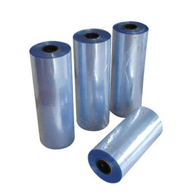 0.25mm Clear PVC Roll Clear Flexible Thin Medical Packaging PVC Film