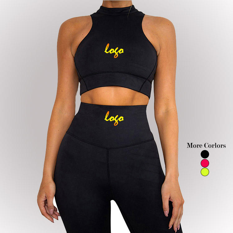 Female Sport Suit Women Fitness Clothing Sport Wear Yoga Set Gym Jogging Suits Sportswear Running Leggings Women Set OEM/ODM