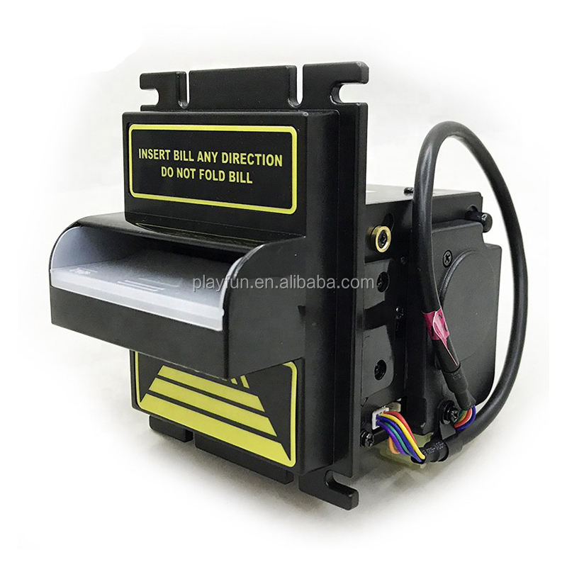 Ict Bill Acceptor Papiergeld Bankbiljet Cash Acceptor Machine Voor Vissen Game Machine