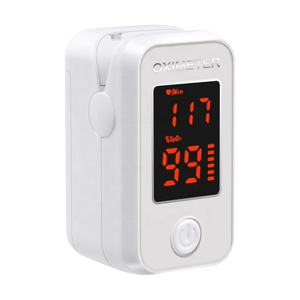 Handheld Portable Table Top Finger Tip Pulse Oximeter