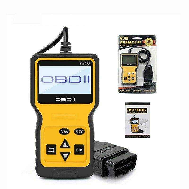 New style OBD II automotive tools car diagnostic scanner