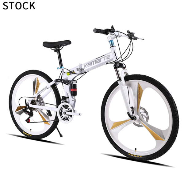 Factory price 26 inch folding bicycle bike mountain/ good quality folding bicycle/ mtb colored bicycle folding mountain bike