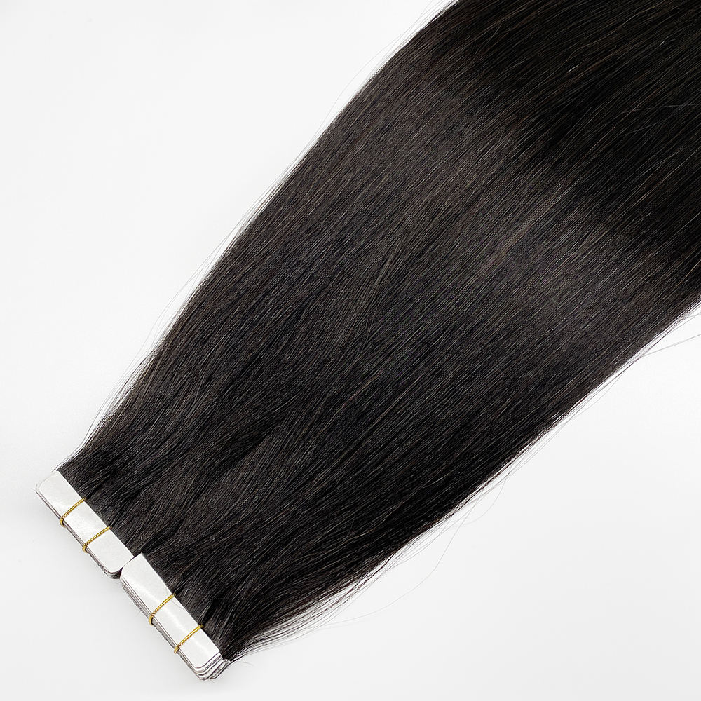 High Quality Cuticle Aligned Cheap Virgin Hair 100 Remy Human Double Drawn Tape Hair Extensions of Human Hair Vietnam