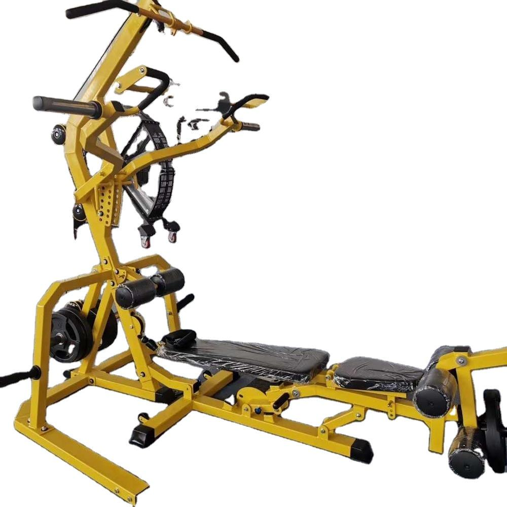 Fitness gym equipment multi jungle gym station fitness machine