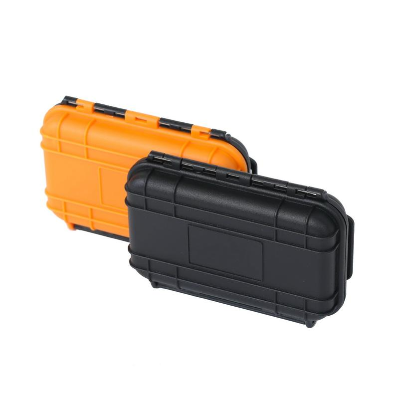 Waterpoof Portable Small Hard Plastic Carrying Case for Accessories