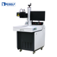 Wisely Laser desktop 3d Fiber Laser Marking Machine For Surface Engraving