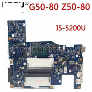 NM-A362 motherboard für Lenovo G50-80 Z50-80 G50-80M laptop motherboard G50-80 notebook I5-5200 CPU original-Test