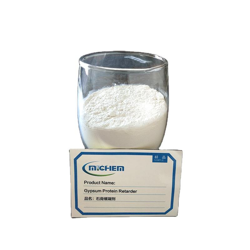 Gypsum Retarder additive retarding admixture for Gypsum Plaster