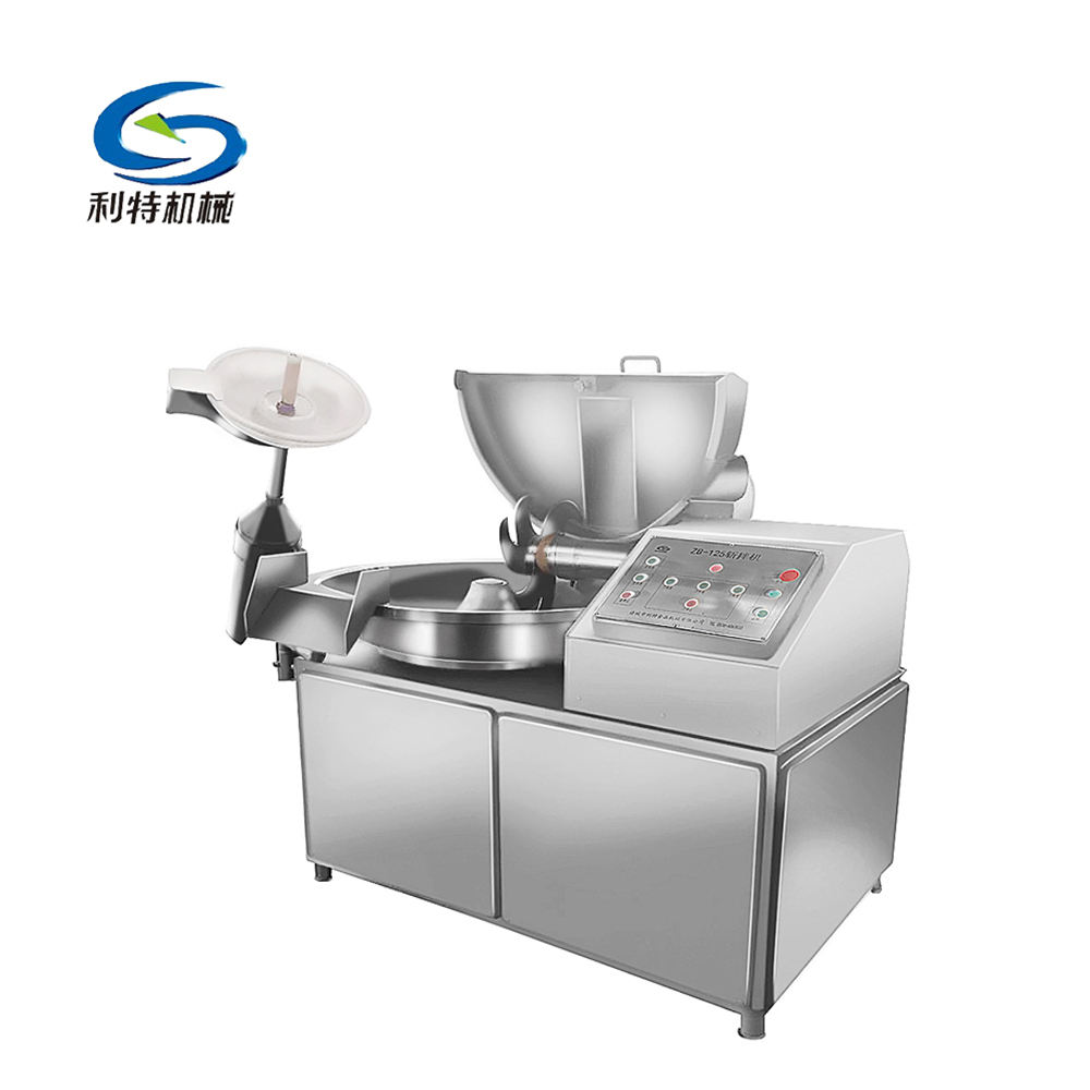 High performance commercial food meat chopping machine