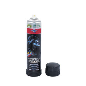 Wangi Dashboard Polandia Lilin Silikon Spray Kokpit Lilin