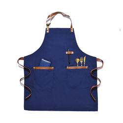 China Factory Water Resistant canvas cooking apron