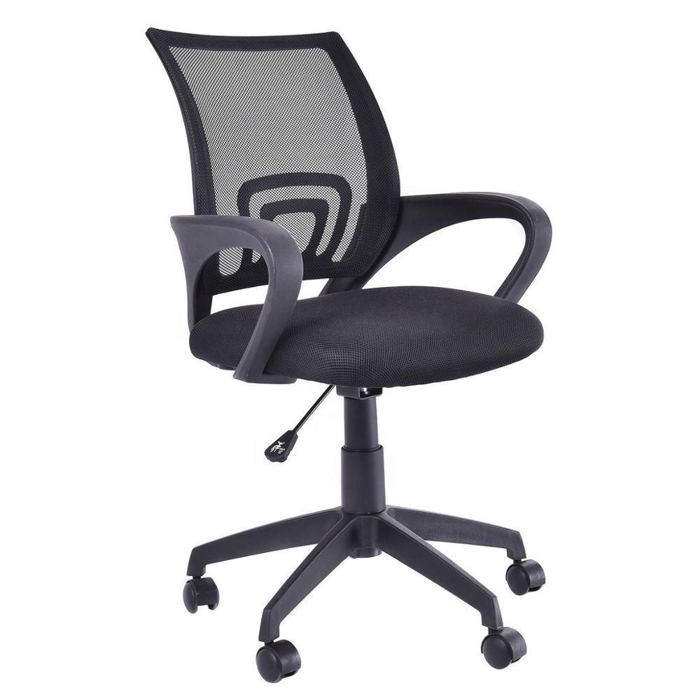 중국 회전 캐스터 가스 리프트 나비 기능 인체 공학적 디자인 메쉬 나일론 기본 사무실 의자