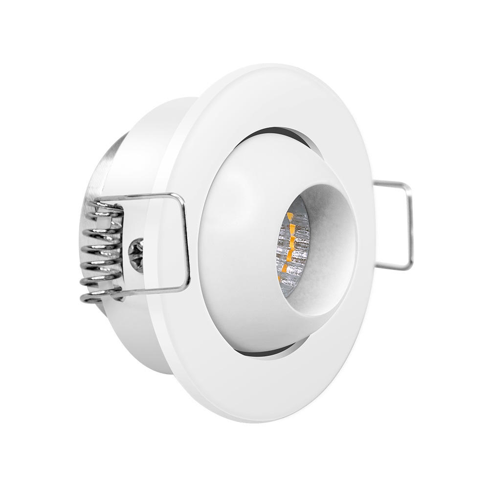 24v Dc Downlight Mini Led al aire libre espejo luz Led Mini Spot luz 12v