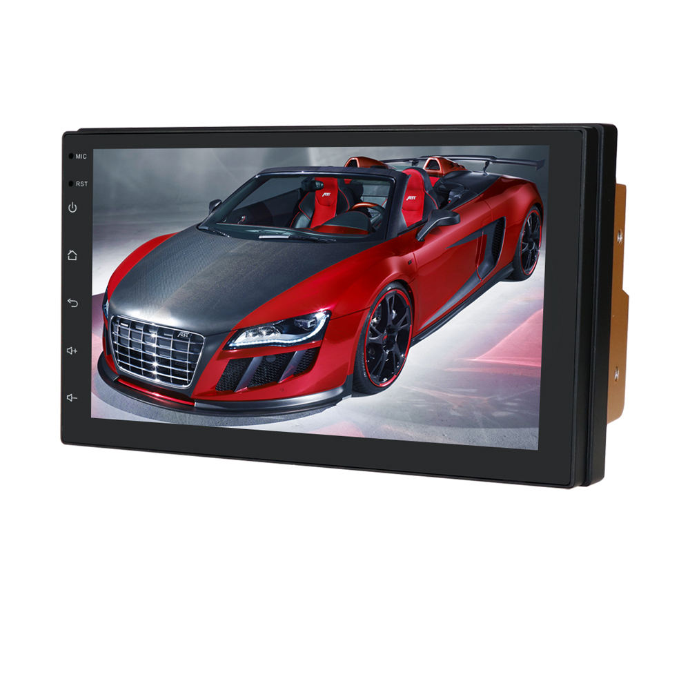 7 inch 9.0 Octa Core GPS Nav MultiMedia Player Android 2 Din Car Radio Universal