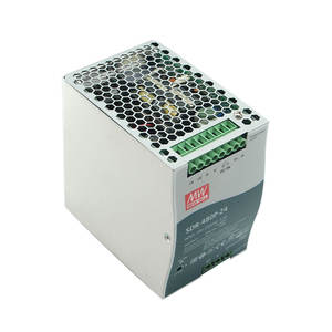 Mean well SDR-480P-24 480W Single Output Industrial DIN RAIL with PFC and Parallel Function