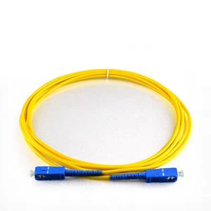 Fiber Optic Patch Cord Cable SC/LC/FC/ST Connector APC UPC Singlemode Multimode Pigtail