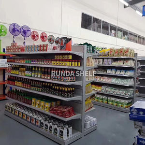 Guangzhou Fabrik supermarkt shop rack gondel display rack