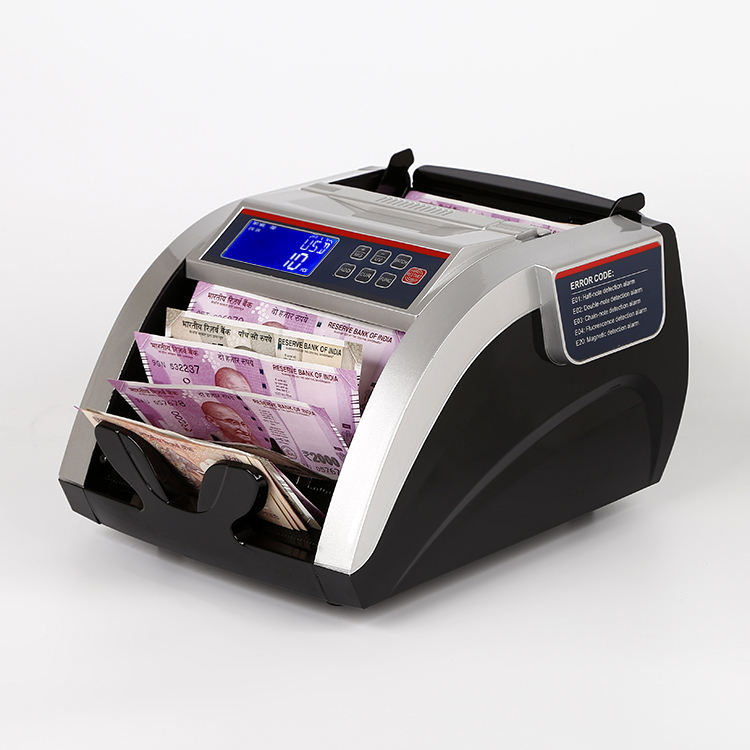 Banknote counter machine that can be used for counting money