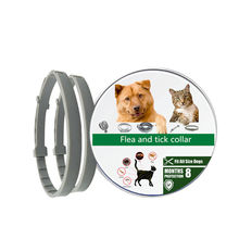 Amazon Hot Sale Pet Deworming Supplies Flea Mosquito Repellent Insect Remover Essential Oil Pets Collars Cat Dog Collar