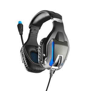 Stereo wired Gamer Microphone gaming headset wireless vibration
