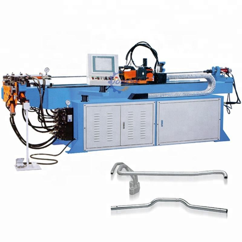 DW89CNC Automatic Mandrel Pipe Bending Machine CNC, Hydraulic Tube Bender, Electric Hydraulic Pipe Bender