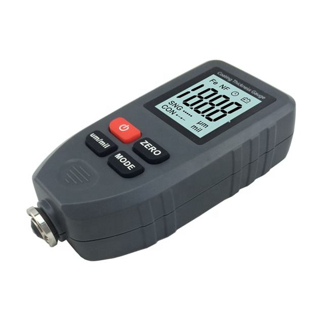 Plastic film/coating thickness measuring instrument made in China