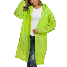 Factory High quality poncho customized logo printed waterproof raincoat with Hoods and Sleeves