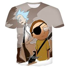 New Arrival 2020 Printed 3D Sublimation T Shirt Hot Summer Custom Printing Cartoon T-Shirts for Kids