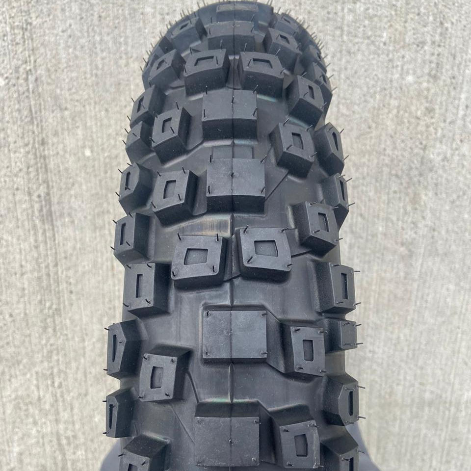 High quality off-road motorcycle tire with size 110/90-16 110/90-17 90/90-18 90/90- (OWN FACTORY with DOT ISO CCC .SONCAP)