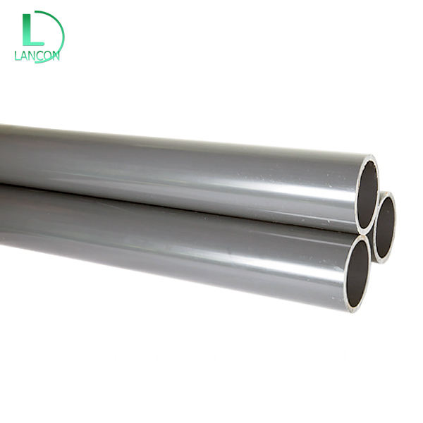 China Most popular low price 5mm pvc pipe 55mm diameter