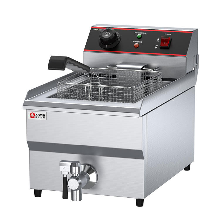 2020 Wholesale OEM Available Countertop Portable Commercial 13L Electric Deep Fryer
