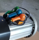 Wholesale ev conversion kit 5.5KW 7.5KW 48V Asynchronous AC Motor For traction motor for electric vehicle