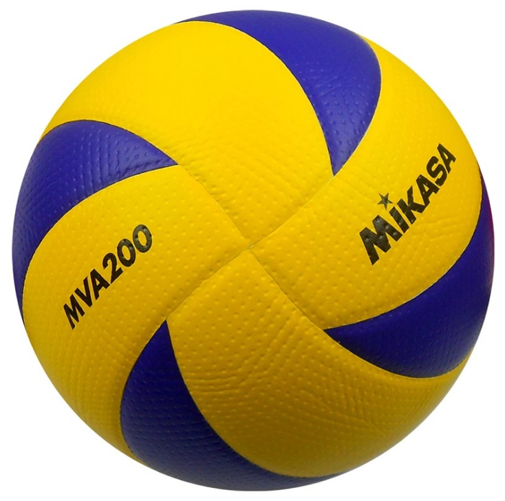 Microfiber volleyballs inflated Soft touch PU leather qi volleyball ball