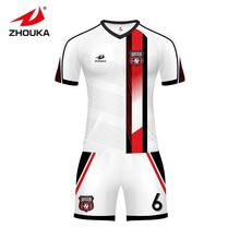 Wholesale Custom Football Jerseys Soccer Team Wear Men Soccer Shorts Uniforms Jersey Sports Soccer Wear