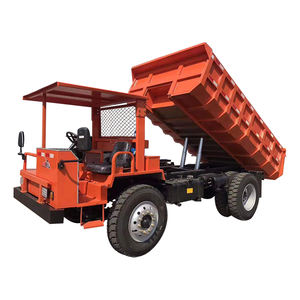 China bergbau kipper rad kipper mini dumper 4x4