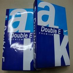 Double A a4 paper 80gsm Copy Paper 500 Sheet Ream from Turkey