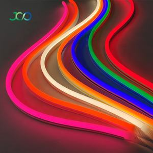 JS SMART LED Outlet Led Neon Flexible 12mm Luces Led Neon Flex Strip Lights Manufacturer DC 12V Neon Lights Decoration