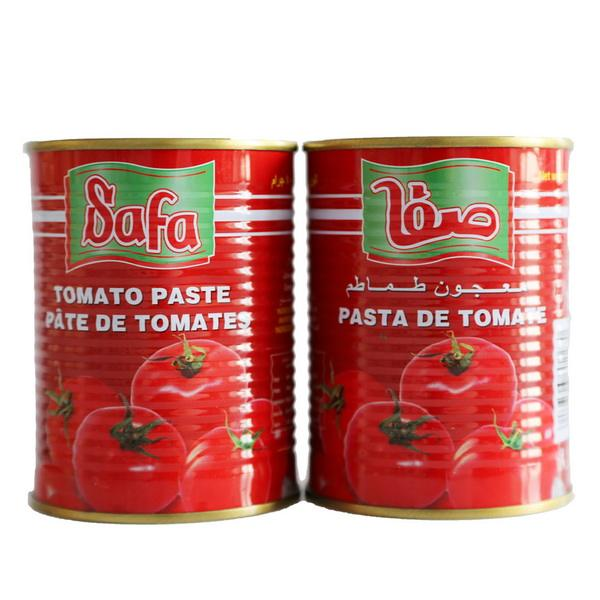 Canned tomatoes tomato sauce 425gr canned food
