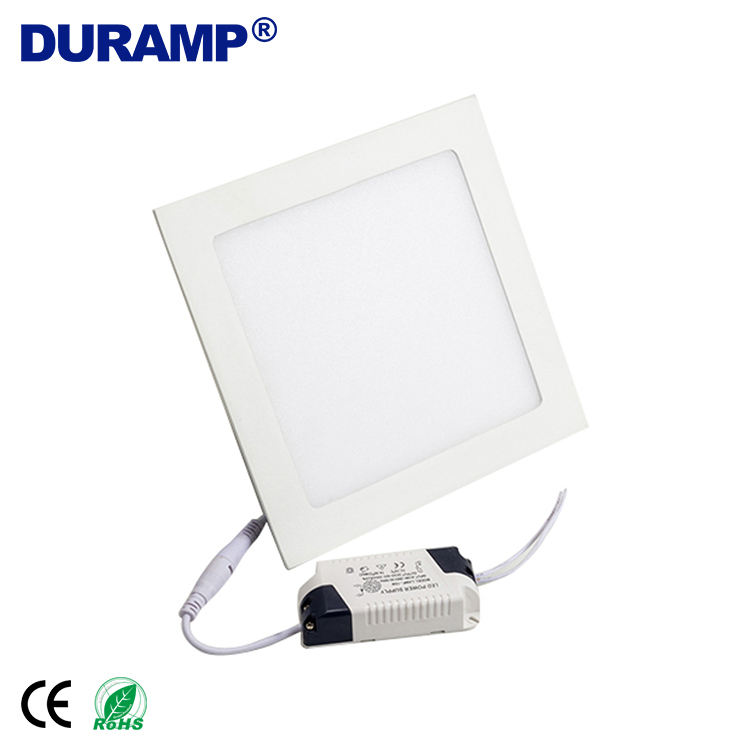Best Selling 6Watt 3000K 4200K 6500K Ultra Thin IP20 Slim Panel LED Light