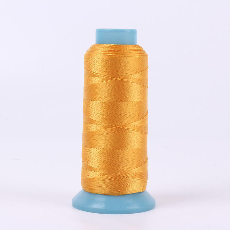 Colorful Polyester Cotton Sewing Thread Mercerized Yarn