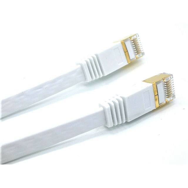 Metal Shield Lszh pvc Shielded Indoor Outdoor Ethernet Network S/FTP CAT7 rj45 Jumper communiication network patch cable