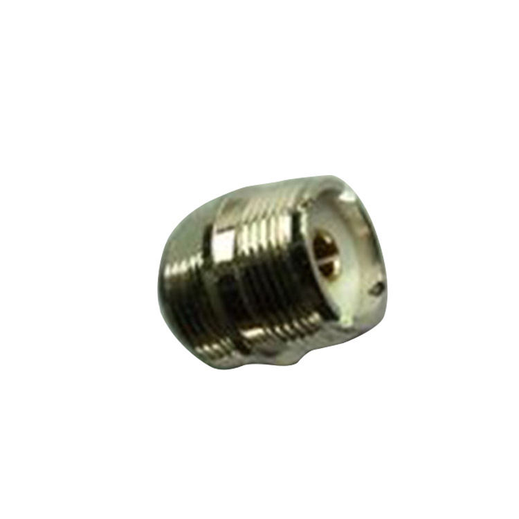SL16-KY RF coaxial connector high frequency circular waterproof communication connector directly sold by manufacturer