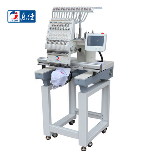 Top single head Cap embroidery machine with cheap price