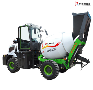 1 M3 SELF-SEEDING CONCRETE MIXER TRUCK FOR SALE