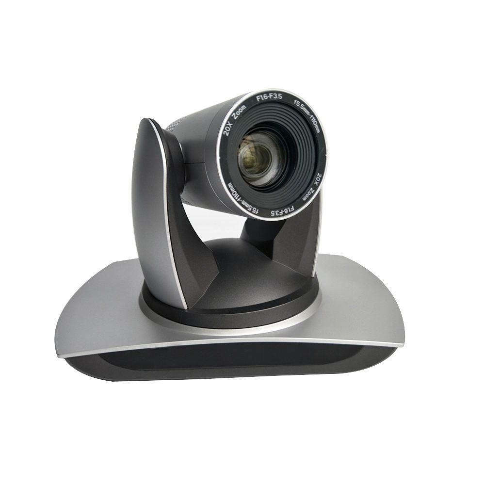 2Megapixel 20x Optical Zoom 1080P H.265 PTZ HD IP RTSP RTMP Onvif Video Conference Camera