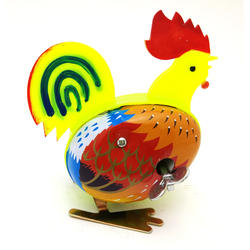 Cheap Promotional Gift Wind Up Chicken Toy